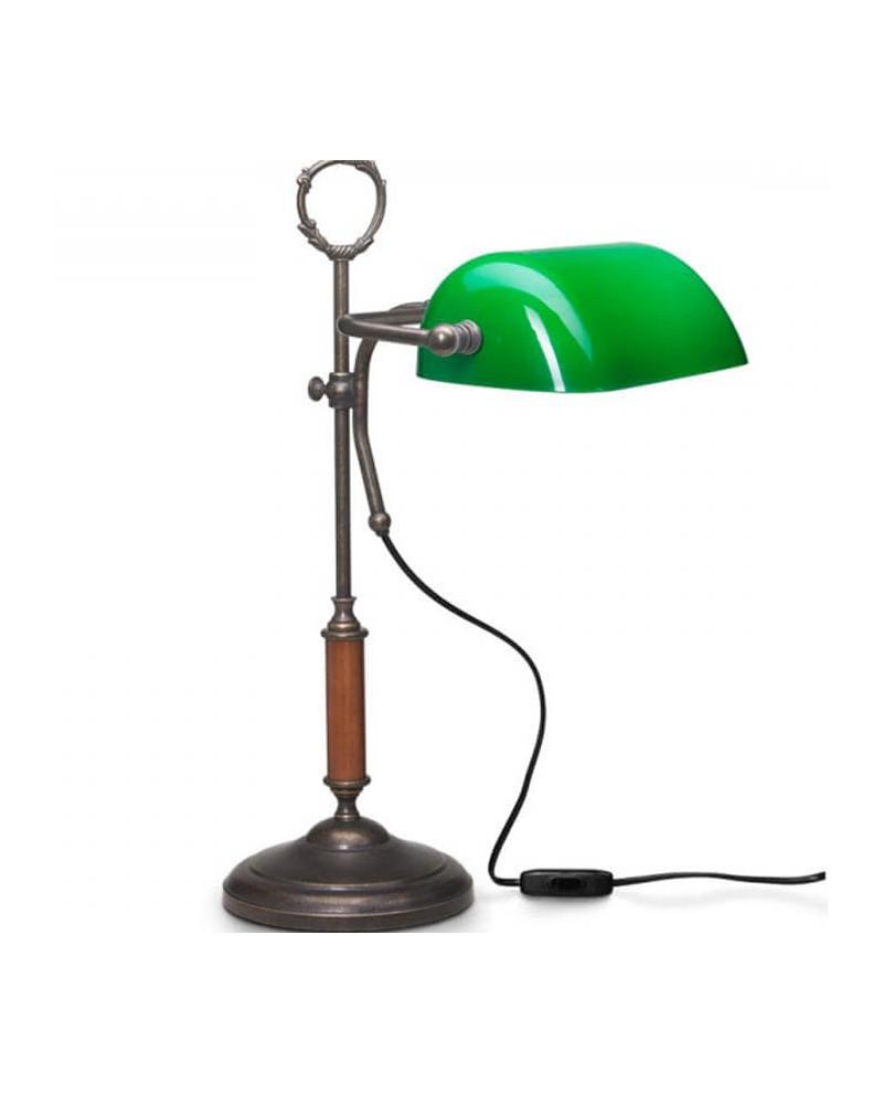 Lámpara de sobremesa vintage Santel