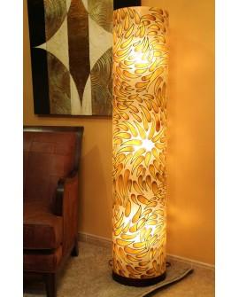 Lámpara de pie moderna Texas