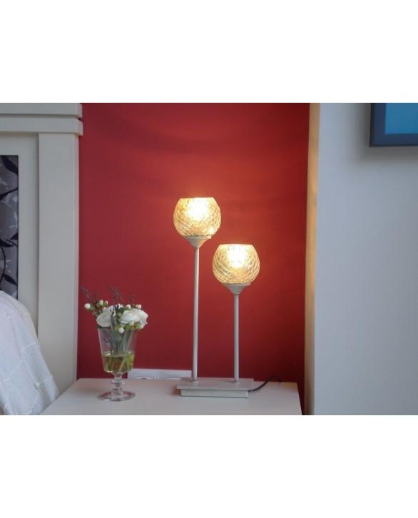 Lámpara clásica de mesa LLuvia