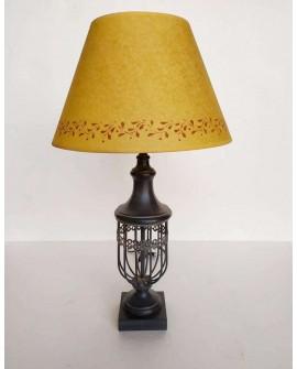 Lámpara rústica de sobremesa Isabela