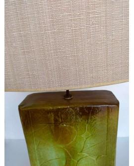 Lámpara de sobremesa contemporánea Caber, detalle