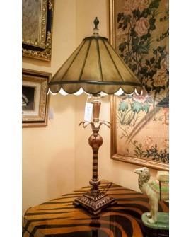 Lámparas de sobremesa colonial Cornelia