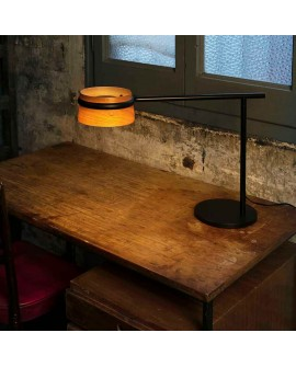 Lámpara de sobremesa moderna Patel, vista