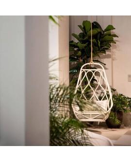 Columpio moderno para hotel Didac, salón