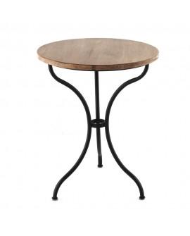 Mesa para bar redonda Clane