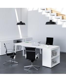 Mesa oficina moderna Cuadro diáfano