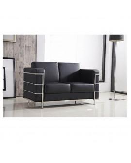 Sofá moderno Le Corbusier