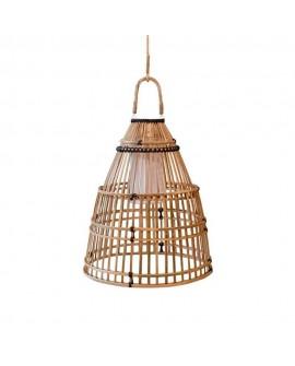 Lámpara de techo colonial Lempira