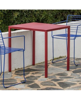 Mesa de terraza jardín Ítaca