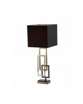Lámpara moderna sobremesa Tina