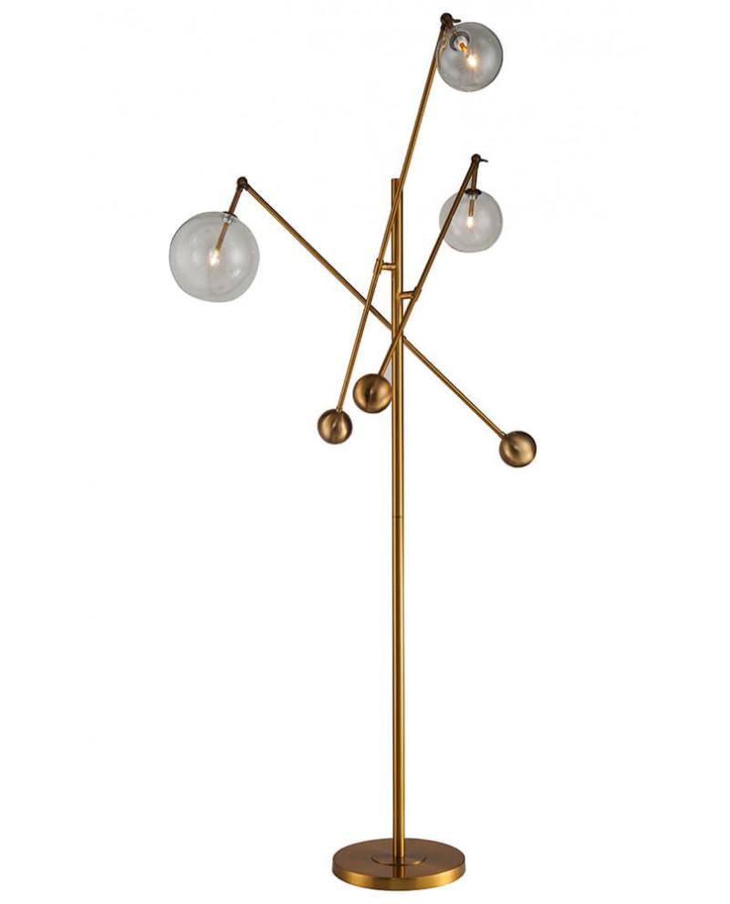 Lámpara de salón modernas 3 luces Orsay