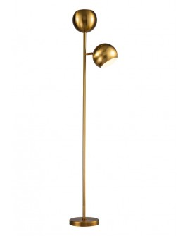 Lámpara de salón moderna 2 luces Orsay