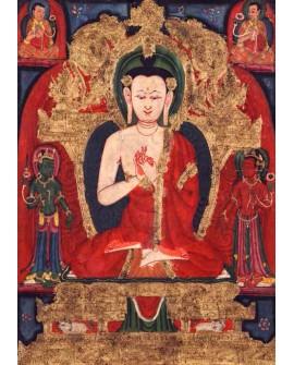 Cuadro de Buda