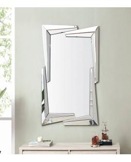 Espejo de cristal moderno Pindal
