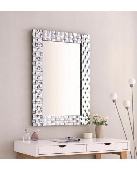Espejo de cristal moderna Pelar