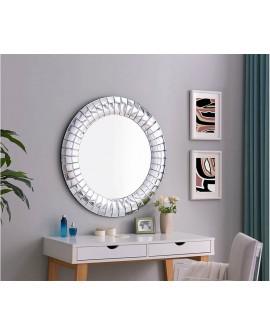 Espejo redondo moderno Palma