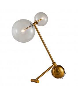 Lámpara sobremesa moderna inclinada Orsay