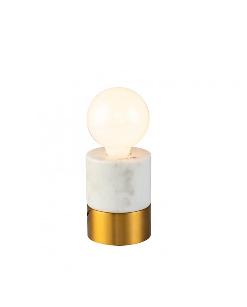 Lámpara para mesita de noche Orsay mármol