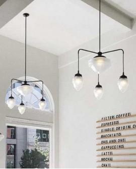 Lámpara de techo vintage Tesse
