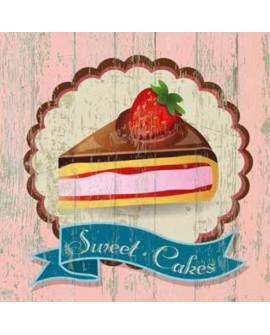 Cuadro Sweet Cake