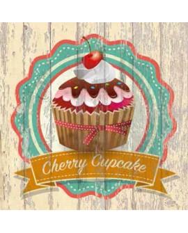 Cuadro Cherry Cupcake