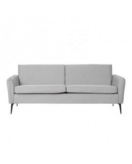 Sofá moderno Enguera gris claro