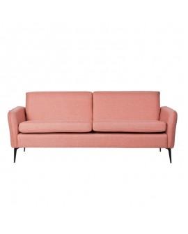 Sofá moderno Enguera rosa