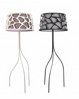 Lámpara pie de salón moderna Elina