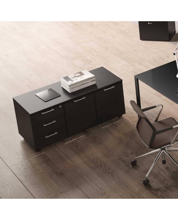 Mueble auxiliar oficina moderna