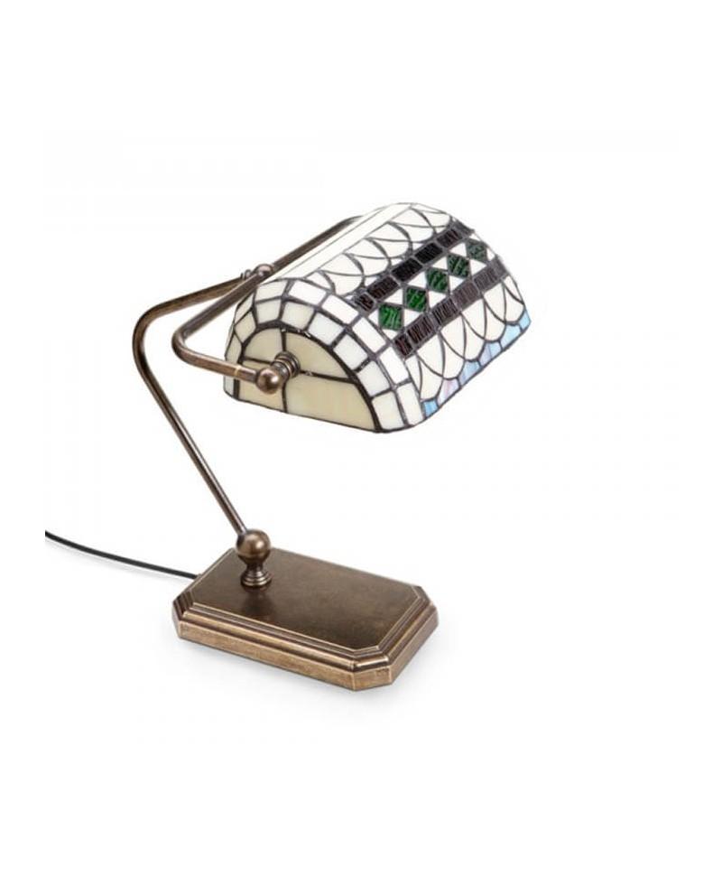 Lámpara de sobremesa vintage Acua B