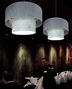 Lámparas de techo para hostelería y contract en Vaesan