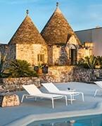 Tumbonas para hoteles y piscinas en Vaesan