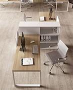 Muebles de oficina y despacho en Vaesan